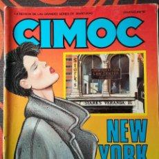Cómics: CIMOC Nº 80. Lote 117737547