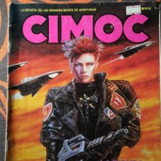 Cómics: CIMOC Nº 82. Lote 117737655