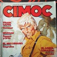 Cómics: CIMOC Nº 86. Lote 117737751