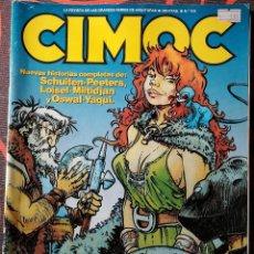 Cómics: CIMOC Nº 103. Lote 117737799