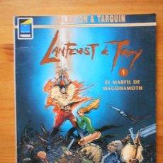 Cómics: LANTEUST DE TROY 1 - EL MARFIL DE MAGOHAMOTH - ARLESTON & TARQUIN - NORMA - PANDORA Nº 58 (AH). Lote 117758655