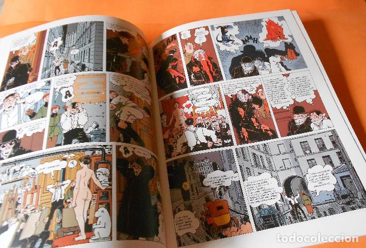 Cómics: Las extraordinarias aventuras de Adéle Blanc-Sec. Todos monstruos. Tardi - Foto 5 - 117816203