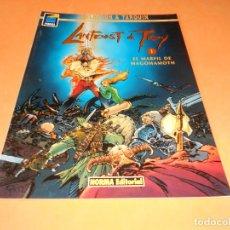 Cómics: LANTEUST DE TROY 1 EL MARFIL DE MAGOHAMOTH / NORMA 1996 DIBUJOS TARQUIN. Lote 117817095