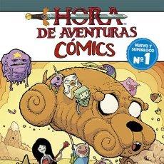 Comics - Cómics. HORA DE AVENTURAS CÓMICS 1 - Varios Autores - 117955035