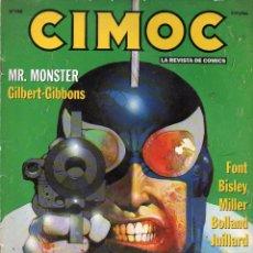 Cómics: CIMOC Nº 145. Lote 118038291