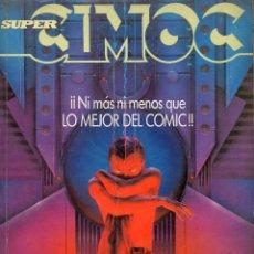 Cómics: SUPER CIMOC NÚMS. 104 - 105 - 106 RETAPADOS. Lote 118038387