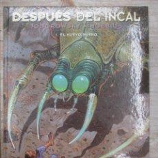 Cómics: DESPUES DEL INCAL - 1. EL NUEVO SUEÑO - JODOROWSKY - TAPA DURA - NORMA -. Lote 118345555