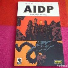 Cómics: AIDP 3 UNA PLAGA DE RANAS ( MIGNOLA GUY DAVIS ) ¡MUY BUEN ESTADO! NORMA HELLBOY. Lote 118346427
