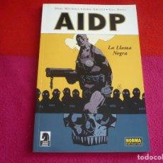 Cómics: AIDP 5 LA LLAMA NEGRA ( MIGNOLA GUY DAVIS ARCUDI ) ¡MUY BUEN ESTADO! NORMA HELLBOY. Lote 118346667