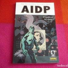 Cómics: AIDP 7 EL JARDIN DE LAS ALMAS ( MIGNOLA GUY DAVIS ARCUDI ) ¡MUY BUEN ESTADO! NORMA HELLBOY. Lote 118346895
