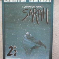 Cómics: LA LEYENDA DE MADRE SARAH VOL 1- NUMERO 2 - 295 PÁGINAS KATSUHIRO OTOMO NORMA . Lote 118369743