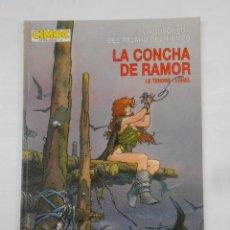 Cómics: CIMOC EXTRA COLOR Nº 17. LA BUSQUEDA DEL PAJARO TIEMPO. LA CONCHA DE RAMOR. LE TENDRE LOISEL TDKC34. Lote 118381755