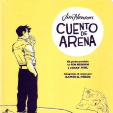 Cómics: CUENTO DE ARENA. Lote 118397299