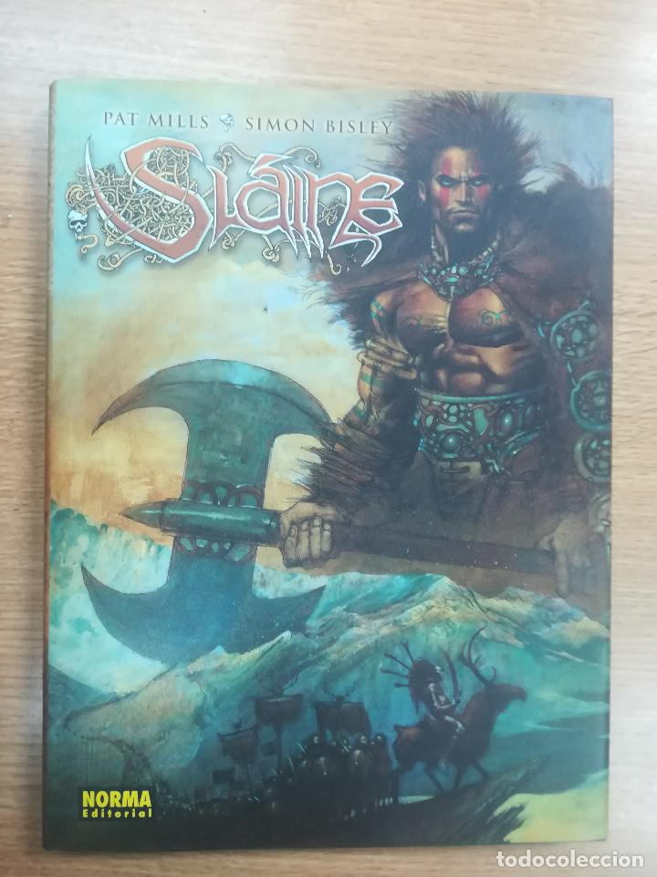 SLAINE INTEGRAL (Tebeos y Comics - Norma - Comic Europeo)