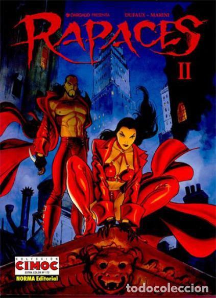 NORMA COLECCIÓN ESTRA COLOR 172 RAPACES 2 DUFAUX-MARINI (Tebeos y Comics - Norma - Comic Europeo)