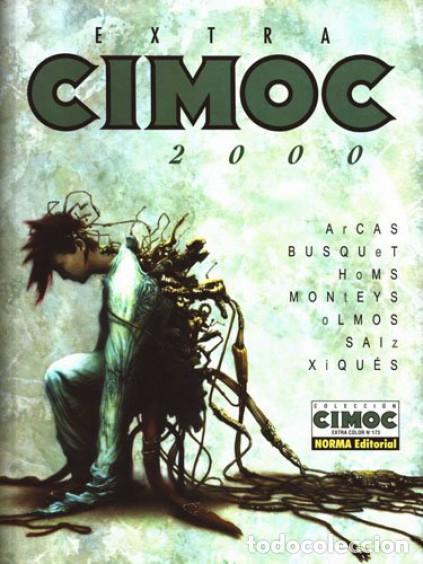 NORMA COLECCIÓN ESTRA COLOR 173 EXTRA CIMOC 2000, VARIOS AUTORES (Tebeos y Comics - Norma - Comic Europeo)