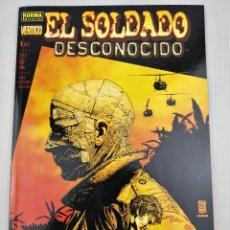 Cómics: COLECCIÓN VERTIGO DC COMICS EL SOLDADO DESCONOCIDO 1 DE 2. Lote 118421919