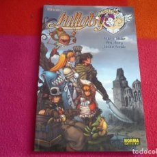 Cómics: LULLABY VOLUMEN 1 ( MIKE S. MILLER AVERY ) ¡MUY BUEN ESTADO! NORMA . Lote 118474587