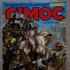 Cómics: CIMOC - #35 #35 #37 NORMA CÓMICS. Lote 118541499