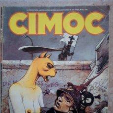 Cómics: CIMOC #109. Lote 118541834