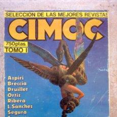 Cómics: CIMOC. Lote 118546446