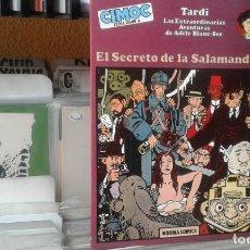 Cómics: TARDI. EL SECRETO DE LA SALAMANDRA. CIMOC EXTRA COLOR 6. . Lote 118643283