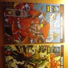Cómics: STAR SLAMMERS COMPLETA.. Lote 118678899