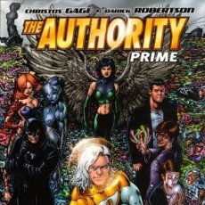 Cómics: THE AUTHORITY PRIME - NORMA - COMO NUEVO - C18. Lote 118697579