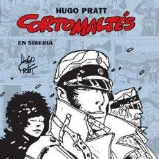 Cómics: CORTO MALTES 9 COLOR * CORTO MALTES EN SIBERIA * HUGO PRATT. Lote 118747847