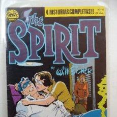 Cómics: THE SPIRIT COMICS BOOKS NORMA Nº 4. Lote 118778887