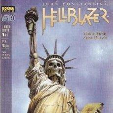 Cómics: HELLBLAZER LLAMAS DE CONDENA 1 DE 2 - COL. VERTIGO Nº 70 - NORMA - C22 - OFM15. Lote 118809343