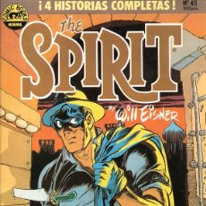 Cómics: THE SPIRIT 45 - NORMA EDITORIAL. Lote 118831595