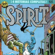 Cómics: THE SPIRIT 47 - NORMA EDITORIAL. Lote 118831727