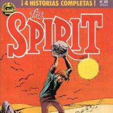 Cómics: THE SPIRIT 48 - NORMA EDITORIAL. Lote 118831775