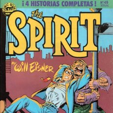 Cómics: THE SPIRIT 49 - NORMA EDITORIAL. Lote 118831819