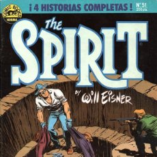 Cómics: THE SPIRIT 51 - NORMA EDITORIAL. Lote 118831967