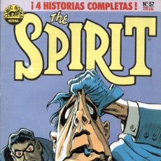 Cómics: THE SPIRIT 57 - NORMA EDITORIAL. Lote 118832119