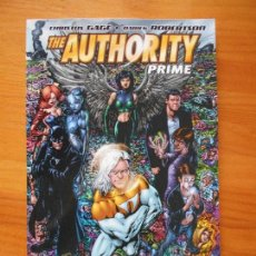 Cómics: THE AUTHORITY - PRIME - CHRISTOS GAGE - DARICK ROBERTSON - NORMA (BC). Lote 118879147