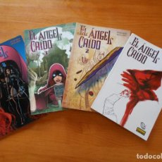 Cómics: EL ANGEL CAIDO Nº 1 A 4 - 4 TOMOS - PETER DAVID - DAVID LOPEZ - DC - NORMA (BD). Lote 119068319