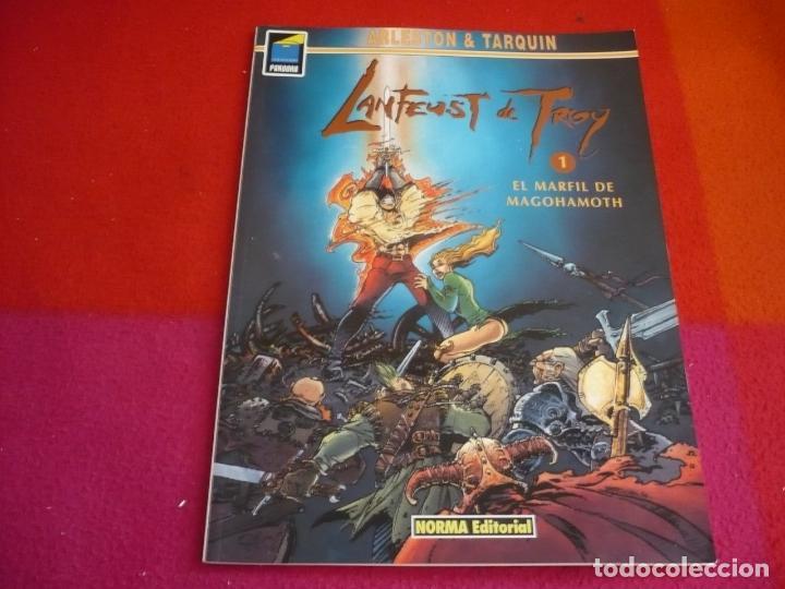 LANFEUST DE TROY 1 EL PERFIL DE MAGOHAMOTH ( ARLESTON & TARQUIEN ) ¡MUY BUEN ESTADO! NORMA (Tebeos y Comics - Norma - Comic Europeo)