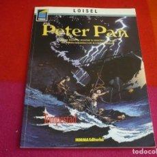 Cómics: PETER PAN 3 TEMPESTAD ( LOISEL ) ¡MUY BUEN ESTADO! NORMA COLECCION PANDORA 63. Lote 119203339