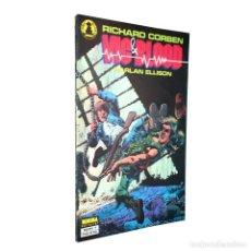 Cómics: VIC & BLOOD COMPLETA (NºS 1 Y 2) NORMA 1989 (HARLAN ELLISON & RICHARD CORBEN). Lote 119236263