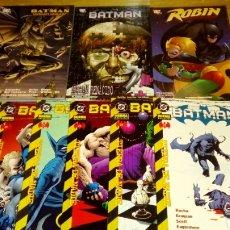 Cómics: VARIOS CÓMICS BATMAN TIERRA DE NADIE GOTHAM. Lote 119254698