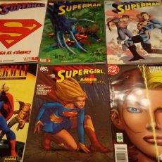Cómics: SUPERMAN SUPERGIRL DC. Lote 119255067