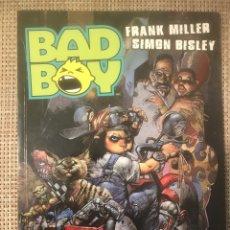 Cómics: BAD BOY POR FRANK MILLER Y SIMON BISLEY. Lote 119343422