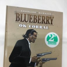 Cómics: BLUEBERRY 42. OK CORRAL. NORMA. Lote 119445584