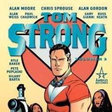 Cómics: TOM STRONG DE ALAN MOORE (EDICIÓN TAPA DURA) Nº 02 (DE 7) AGOTADO Y REBAJADO. Lote 119555555