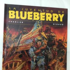 Cómics: BLUEBERRY 12. LA JUVENTUD DE BLUEBERRY. NORMA. Lote 119601327
