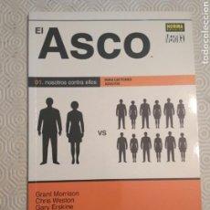 Cómics: EL ASCO #1 - NOSOTROS CONTRA ELLOS (GRANT MORRISON, CHRIS WESTON). Lote 119757707