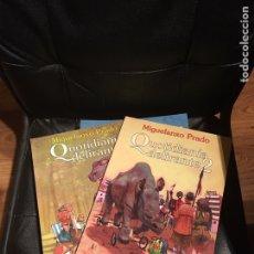 Cómics: QUOTIDIANIA DELIRANTE 1 Y 2 - MIGUELANXO PRADO. Lote 119910639